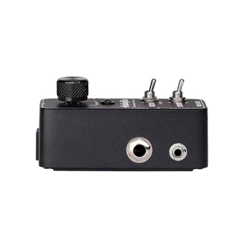 Mooer Mooer Mooer AudioFile Pedal Simulador de cabina Amplificador de auriculares con derivación real nuevo fa3db6