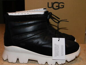 8c82515c0d0 Details about NEW WOMENS SIZE 5 BLACK UGG CENTARA 1095430 WATERPROOF WINTER  SNOW BOOTS $150