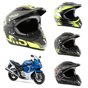 Moto-Double-Visiere-Flip-Up-Modulaire-Casque-Integral-DOT-Approuve-4-Couleurs-PB