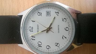 Onverdroten Armbanduhr Vintage Orient D37745-80ca- Spezielle Uhr Door Wetenschappelijk Proces