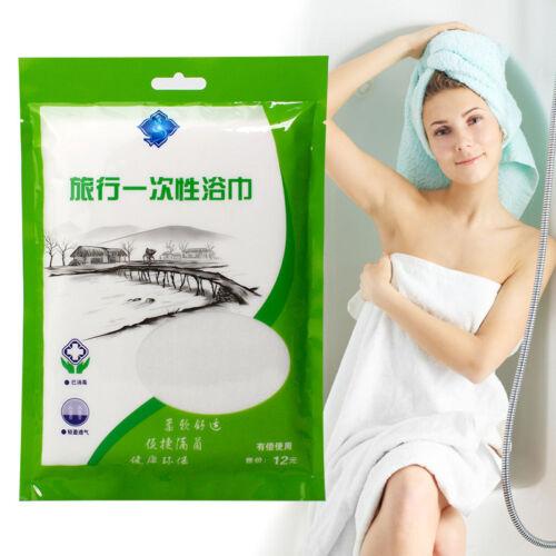 New Cotton Non-woven Fabrics Bath Towel Quick-dry Towel Travel Disposable Towels