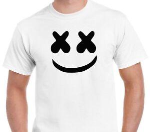 marshmello t shirt top dj mellow dance house music dotcom edm best