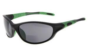 37545348f75 Image is loading Eyekepper-TR90-Frame-Bifocal-Sports-Sunglasses -Baseball-Running-