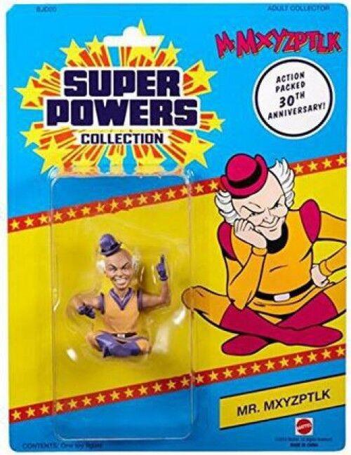 DC Universe Super Powers 30th Anniversary Classics Mr. Mxyzptlk Action Figure