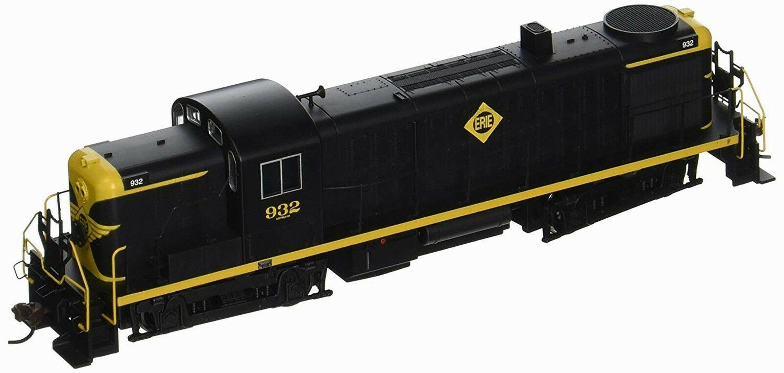 BACHMANN ALCO RS-3 DIESEL LOCOMOTIVE ERIE  932 DCC/SOUND VALUE HO SCALE