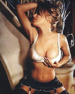 Authoritative carmen electra hot