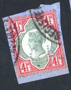 Royaume-uni-N-98-VICTORIA-USED-CV-30-year-1887-PROMOTION