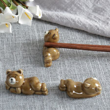 Cicada Porcelain Chopstick Rest Rack Fork Holder Decor  Ceramic  Spoon  Tray