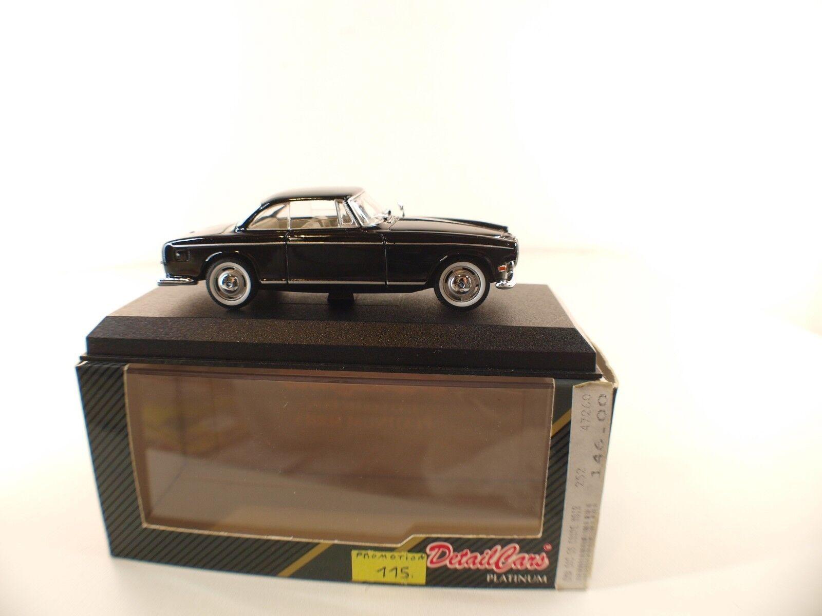 Detail Cars art.252 • BMW 503 503 503 Coupé 1959 • 1 43 boxed  boîte MIB 466488