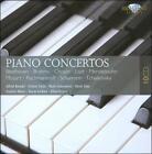 Piano Concertos: Beethoven, Brahms, Chopin, Liszt (CD, Jun-2011, 10 Discs, Brilliant Classics)