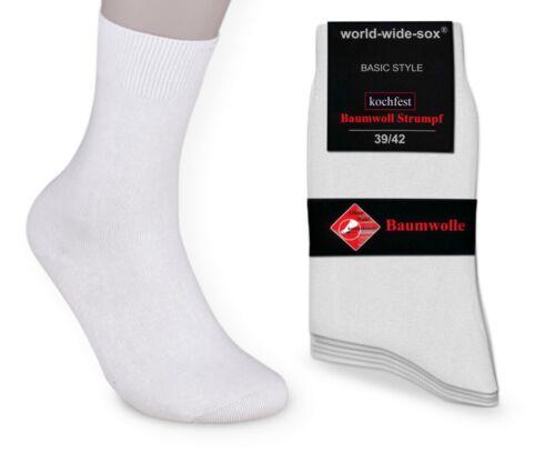 5-20 paia di calze da donna rimagliati a mano senza cucitura 93 Pro cotone bianco resistenti ad alte temperature