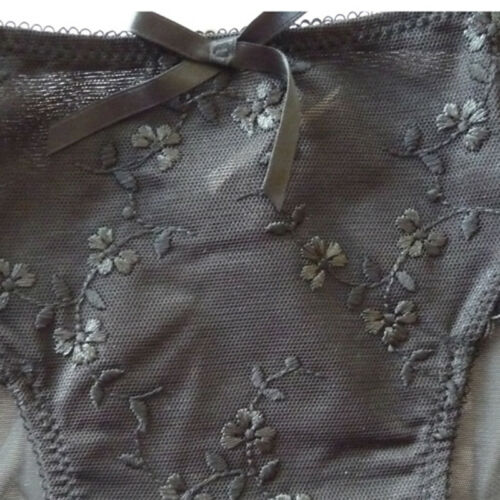 Panache superbra Shorty Confetti ivory od.schwarz 38-44
