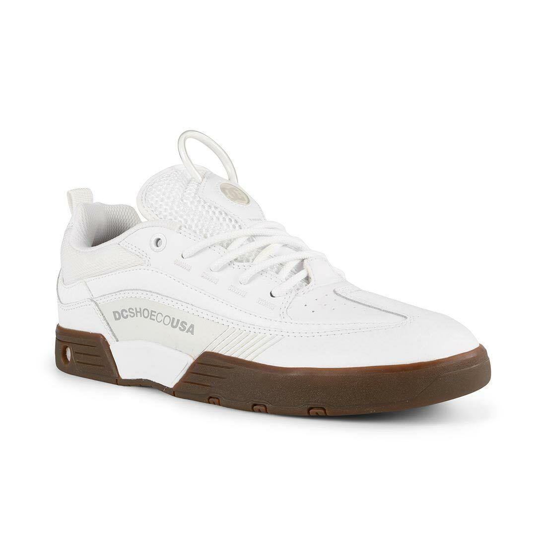DC schuhe Legacy 98 Slim - Weiß   Gum