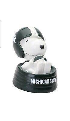 NCAA Michigan State Spartans Bank Pig Lg