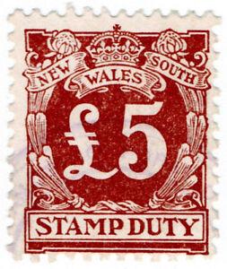 I-B-Australia-NSW-Revenue-Stamp-Duty-5-1929
