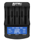 2 New MXJO 21700 4000mAh Li-ion High Drain w// DLYFULL MT 5000 Battery Charger