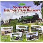 South West Heritage Steam Railways: A History and Guide by Adrian Harris (Hardback, 2014)