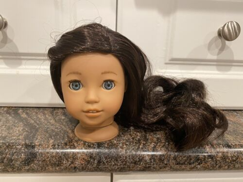 NEW American Girl Doll Nanea Mitchell WIG ONLY Replacement Parts /& Customs