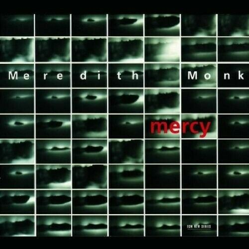 MEREDITH MONK - MERCY  CD NEU