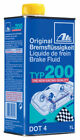 ATE Typ 200 Dot4 Performance Racing Brake Fluid Replaces Super Blue 3 X 1 Litres