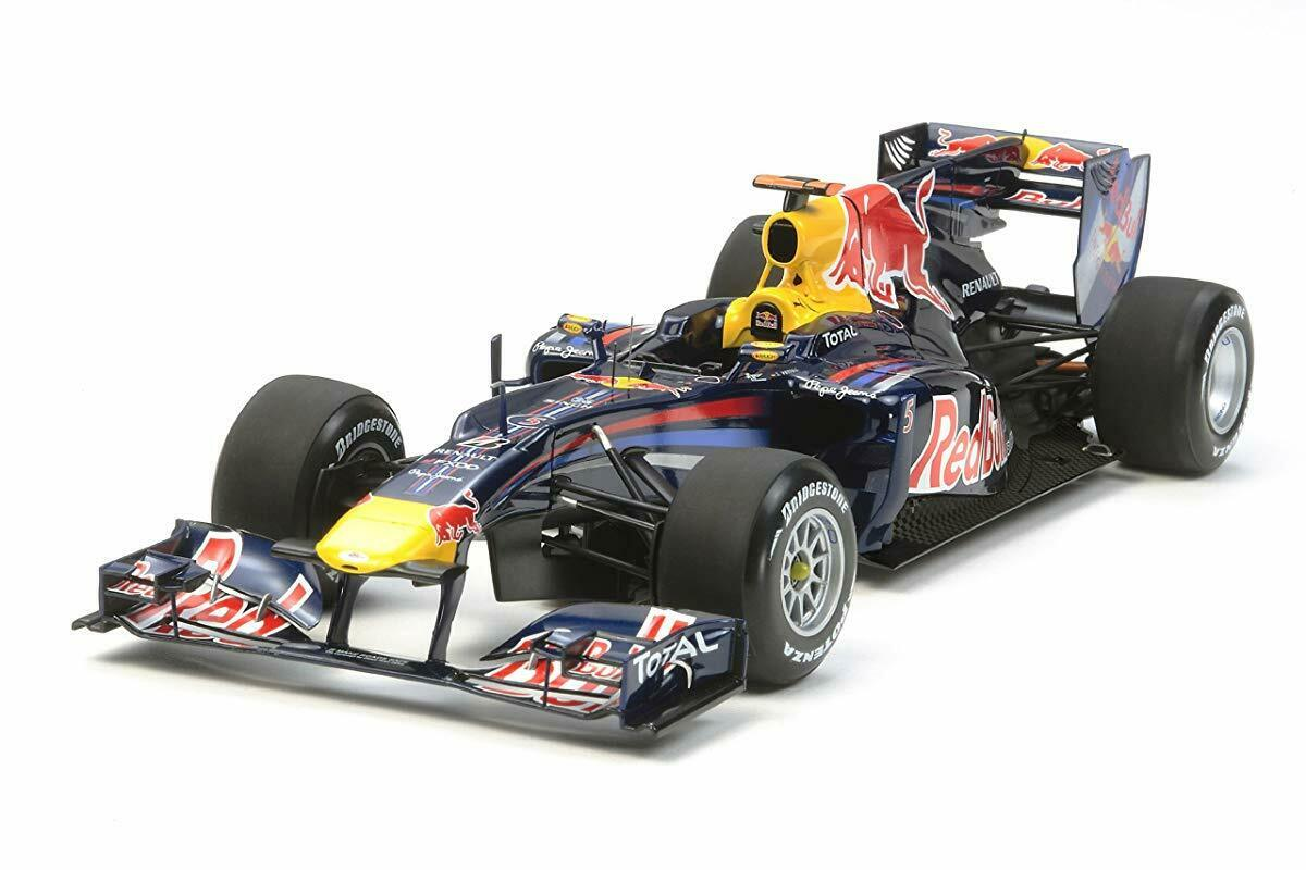 TAMIYA 1 20 Red Bull Racing F1 Renault RB6 Grand Prix scale model kit