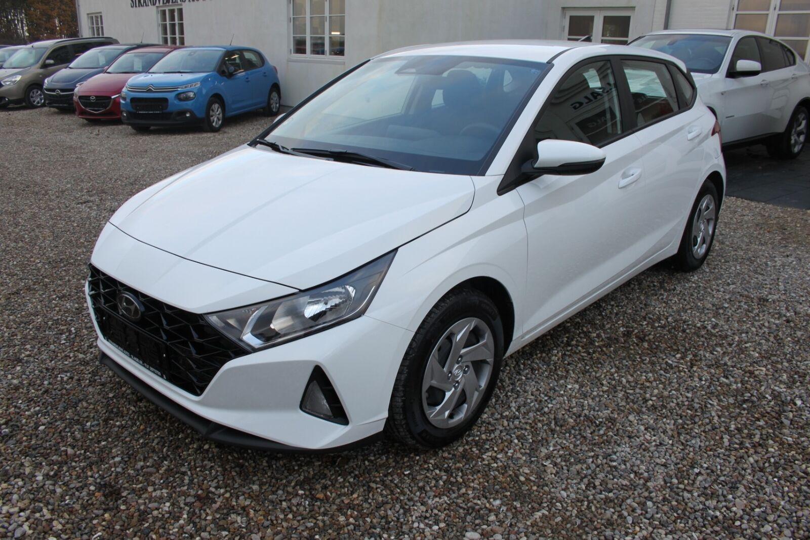 Hyundai i20 1,0 T-GDi mHEV Essential 5d - 172.500 kr.