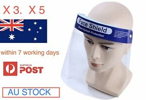 Dental Safety Eyes Face Mouth Shield Full Covering Protector Anti-Fog