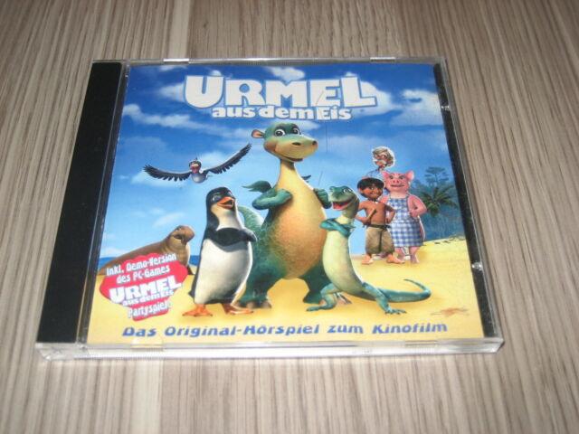 CD Urmel aus dem Eis Hörspiel zum Kinofilm