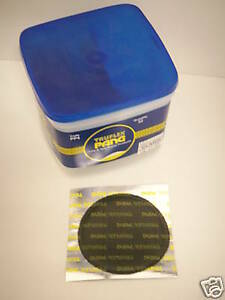 Pang TruFlex Pp1 químicos Tubo parche Redondo 38mm QTY 10