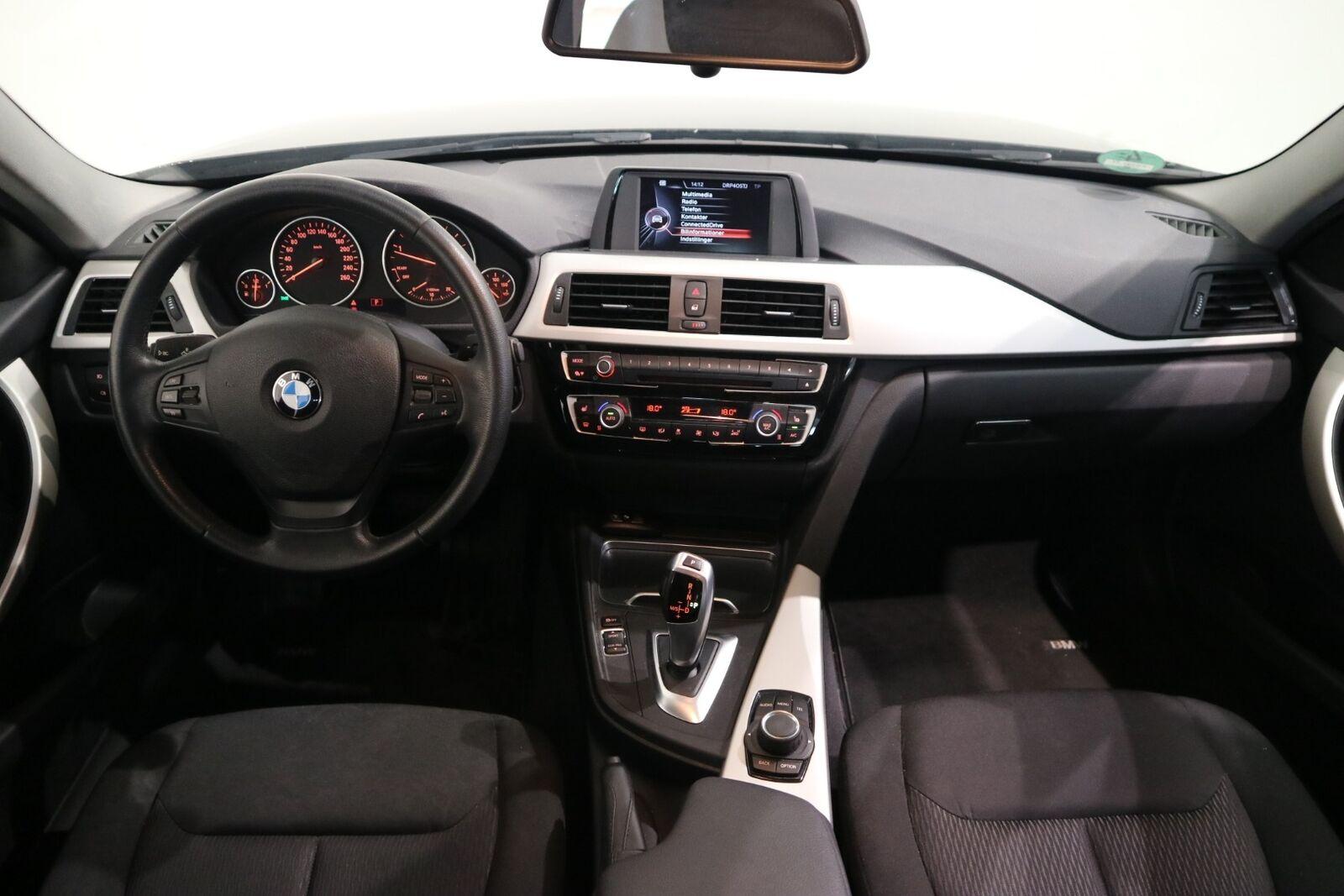 BMW 320d 2,0 aut. - billede 6