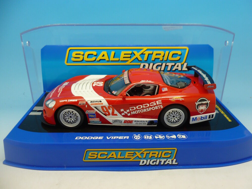 ScalextricC 2691D dodge viper competition coupe