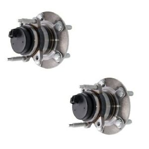 2011 For Kia Forte Rear Wheel Bearing and Hub Assembly x 2