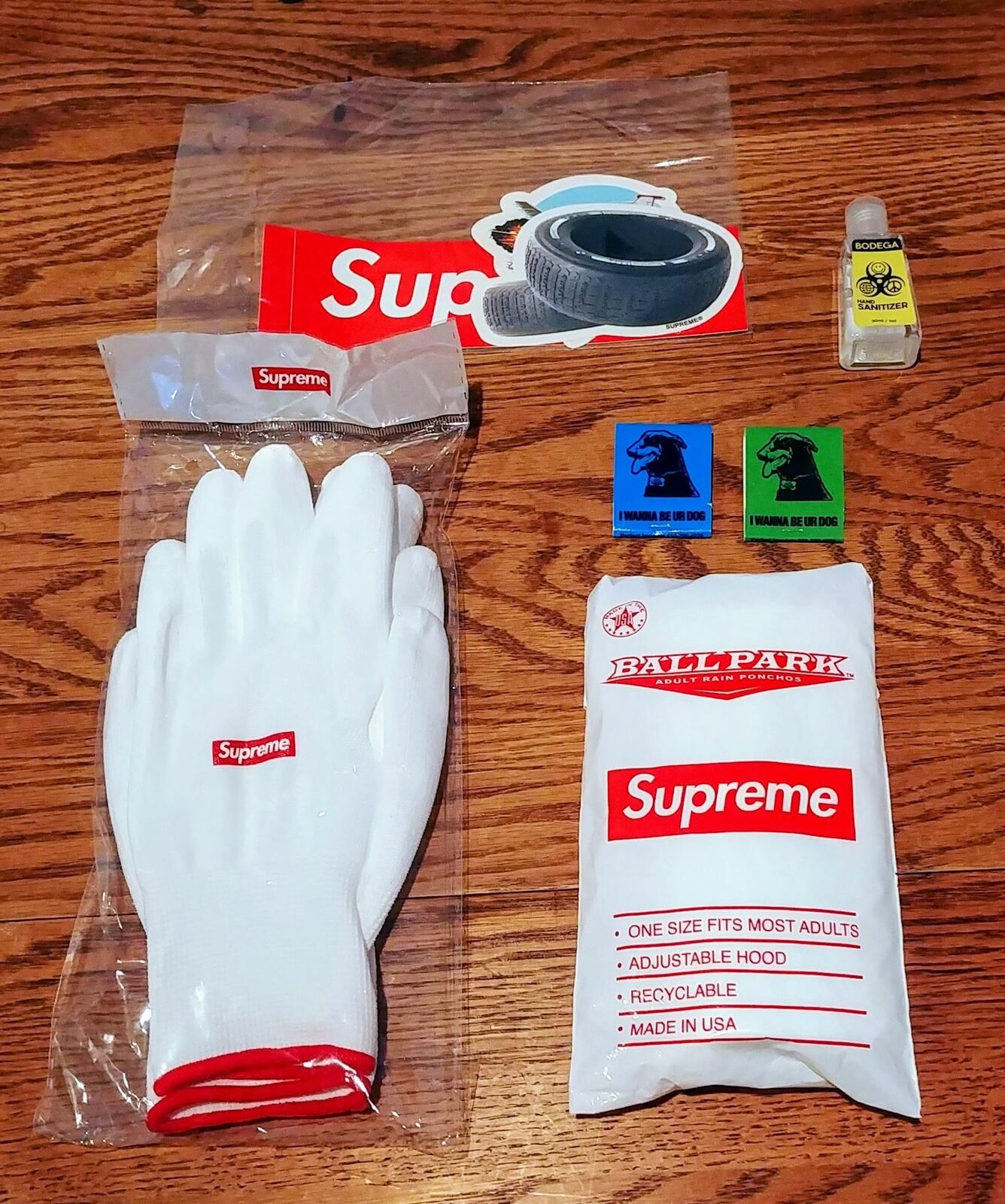 Supreme Accessory Kit