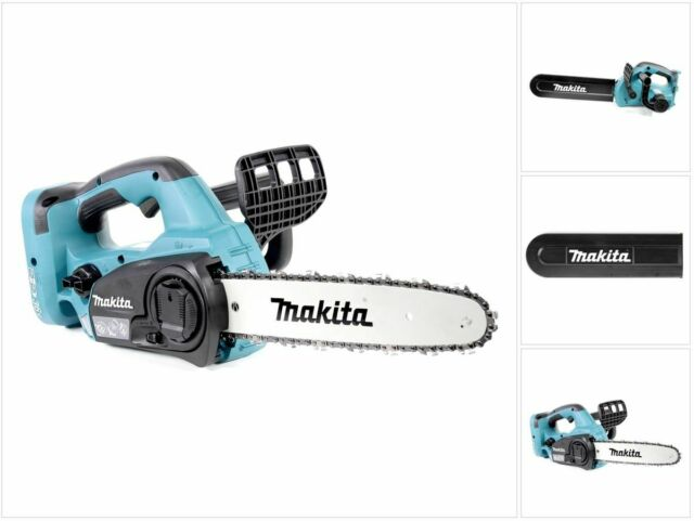 Makita DUC 302 Z 30cm Akku Kettensäge mit 2x 18V - Solo, ohne Akku, ohne Lader