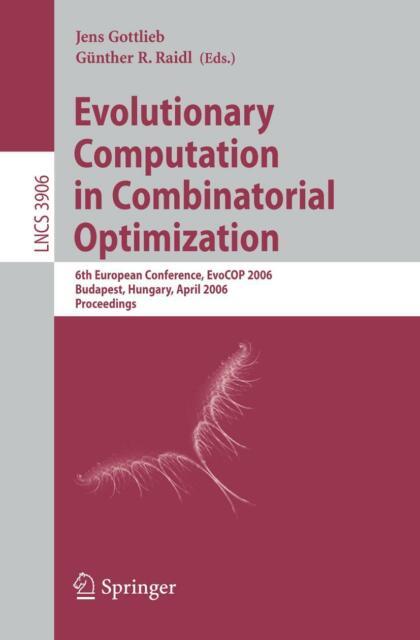 Evolutionary Computation in Combinatorial Optimization, Jens Gottlieb