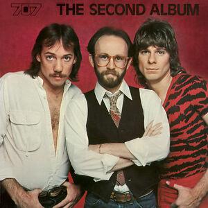 707-Second-Album-New-CD-Deluxe-Edition-Rmst-UK-Import