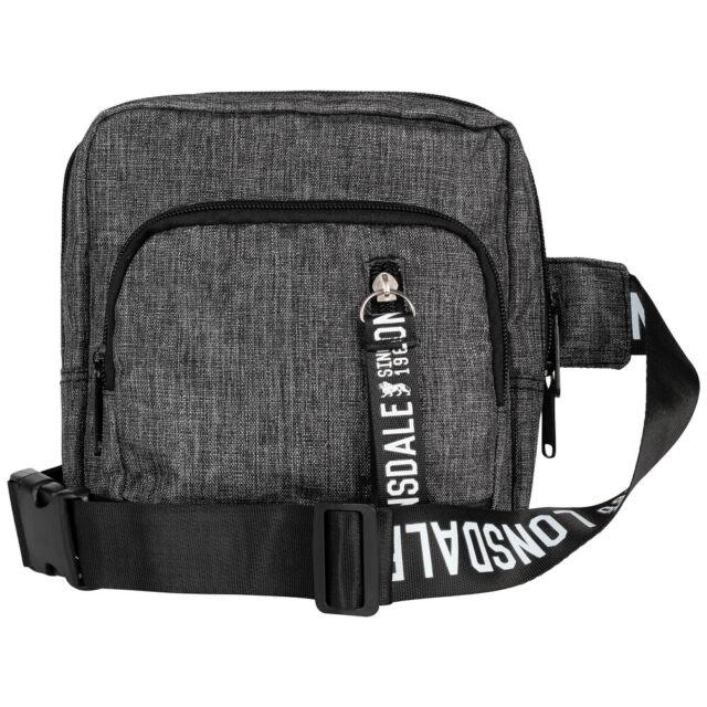 Lonsdale Hip Bauchtasche Gürteltasche Bumbag Bag