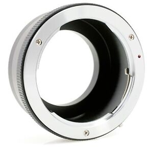 ADAPTER RING CONTAX YASHICA MICRO 4/9 10/12ft4/3 C/Y OLYMPUS PANASONIC OM-D GH3