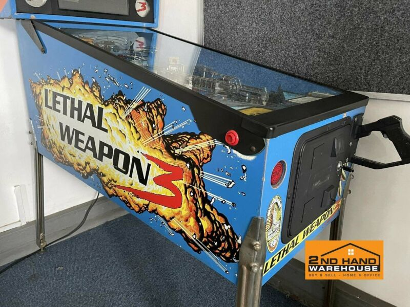 Lethal Weapon 3 Pinball A30411 - REDUCED