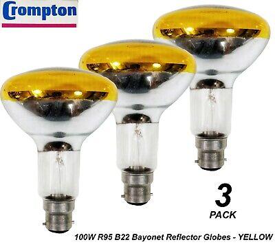 Yellow Coloured R95 Reflector Light