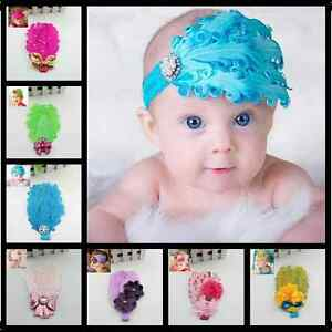 Baby-PhotographyProp-Flower-Bowknot-Lace-Elastic-Baby-Headband-Hair-Accessories