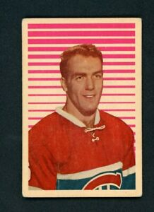 1963-Parkhurst-Hockey-Card-23-Henri-Richard-Montreal-Canadiens-See-Scan