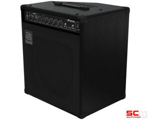 ampeg ba 112 12 speaker 75w bass guitar amp combo amplifier electronic drum kit 663961032185 ebay. Black Bedroom Furniture Sets. Home Design Ideas