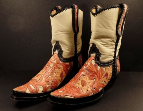 "Original Liberty Boot ""Flore Chale"" Womens Cowboy"