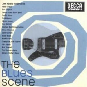 Various-The-Blues-Scene-NEW-CD