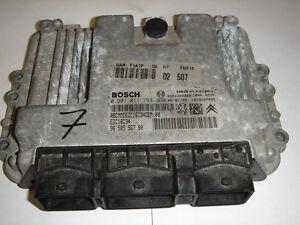calculateur-207-1-4hdi-70cv-bosch-0281011783-peugeot-9658556780-edc16c34