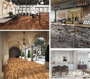 Image Is Loading Wood Effect Glazed Wall Amp Floor Tiles 15x80cm