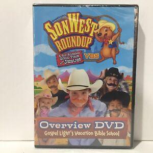 Image Is Loading New SonWest Roundup Overview DVD VBS Gospel Light