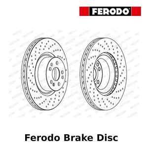 Ferodo-Frein-avant-Disque-Paire-360mm-Ventile-Revetu-DDF1586C-Qualite-OE