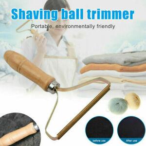 Lint-Remover-Fusselrasierer-Fusselentferner-Textilrasierer-Wollrasierer-Holz